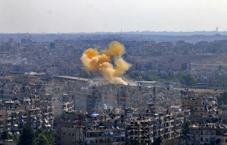 Nga ra dieu kien khoi phuc 'tam dung nhan dao' o Aleppo - Anh 1