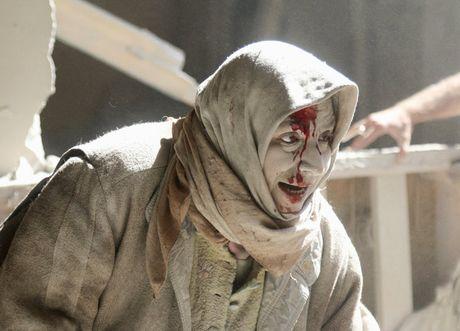 Moscow: Nga va Syria khong oanh kich Aleppo trong 9 ngay qua - Anh 1