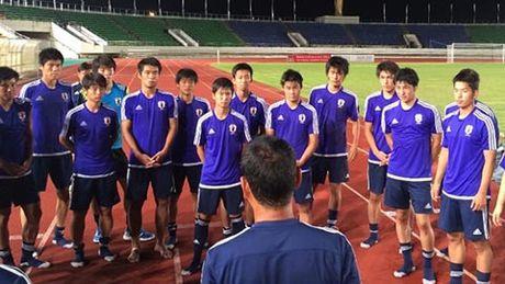 U19 Viet Nam – U19 Nhat Ban: Noi am anh vo dich cua bong da Nhat! - Anh 2