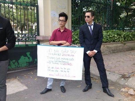 Hang da cap len loi vao cong truong dai hoc - Anh 1