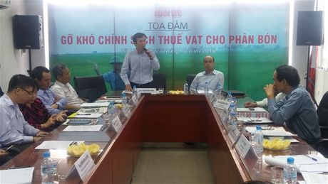 Doanh nghiep phan bon lai muon… chiu thue VAT - Anh 1