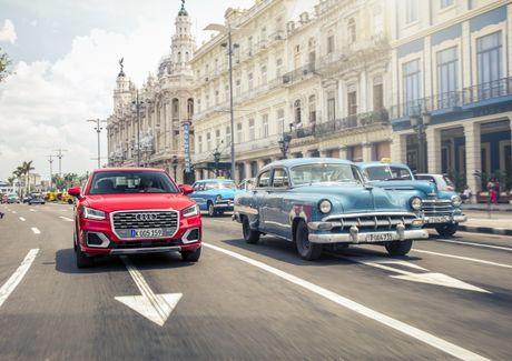 Audi, ngoi nha cua quattro tai Trien lam O to Quoc te Viet Nam 2016 - Anh 1
