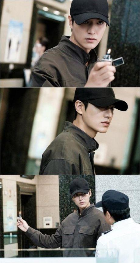 Lee Min Ho lanh lung va loi cuon trong hinh anh moi duoc tiet lo - Anh 1