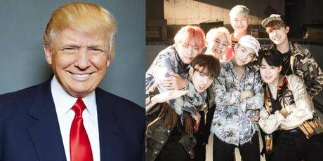 Tweet cu cua Donald Trump ve nhom BTS khien nguoi Han Quoc tich cuc ung ho Hillary - Anh 1