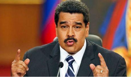Venezuela lai bat on voi 'am muu dao chinh' moi - Anh 1
