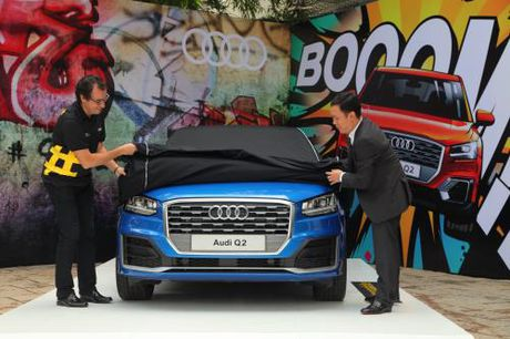 Audi trung bay 12 mau xe tai trien lam O to Quoc te Viet Nam - Anh 2