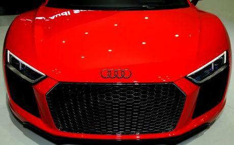 Audi trung bay 12 mau xe tai trien lam O to Quoc te Viet Nam - Anh 5