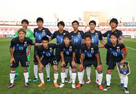 U19 Viet Nam - U19 Nhat Ban: Kho nhung van co cua - Anh 1