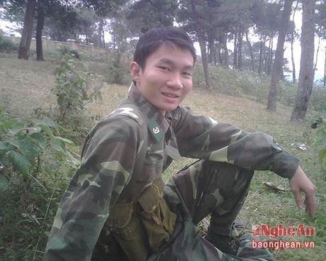Anh linh bien phong giat giai cuoc thi Phong vien tre Phap ngu - Anh 1