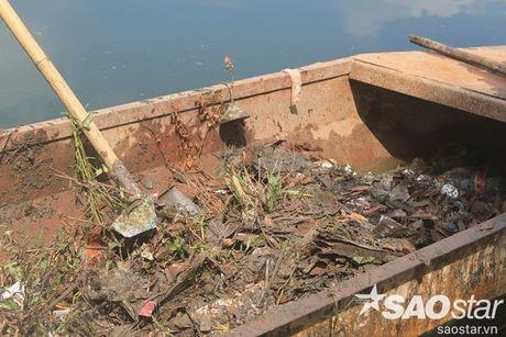 Gan 2 ta ca chet o ho Linh Dam, nguoi dan van hon nhien rua rau - Anh 10
