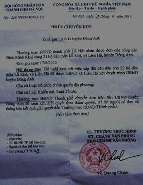 Bao gio gia dinh thuong binh Dinh Minh Khai moi nhan duoc dat? - Anh 2