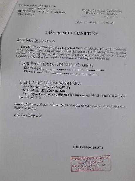 Gia Lai: Gia danh Canh sat PCCC, lua dao ban sach - Anh 5