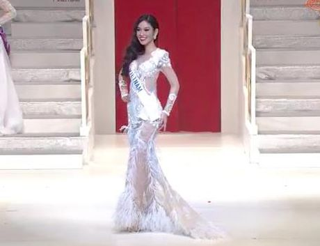 Dai dien Viet Nam Phuong Linh truot top 15 Hoa hau Quoc te 2016 - Anh 1