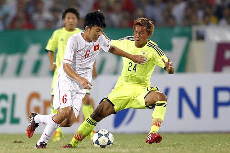 U.19 Viet Nam gap U.19 Nhat Ban: Nhung cuoc doi dau dang nho - Anh 1