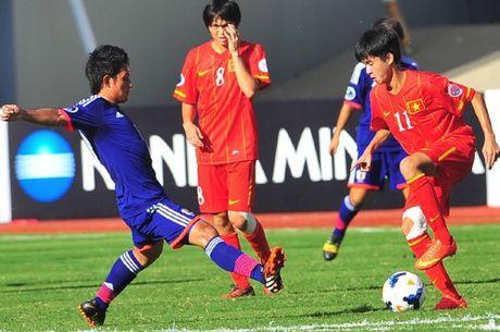 U.19 Viet Nam gap U.19 Nhat Ban: Nhung cuoc doi dau dang nho - Anh 2