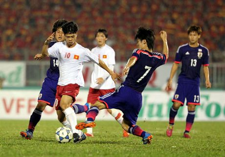 U.19 Viet Nam gap U.19 Nhat Ban: Nhung cuoc doi dau dang nho - Anh 3
