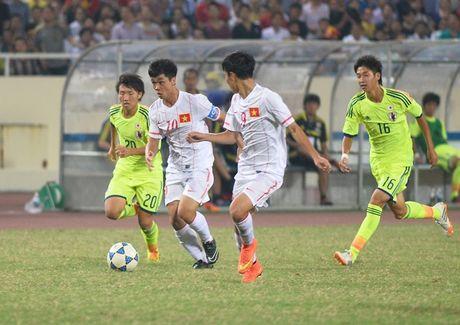U.19 Viet Nam gap U.19 Nhat Ban: Nhung cuoc doi dau dang nho - Anh 4