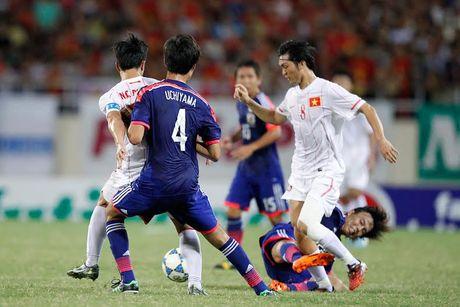 U.19 Viet Nam gap U.19 Nhat Ban: Nhung cuoc doi dau dang nho - Anh 5