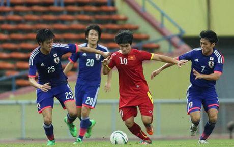 U.19 Viet Nam gap U.19 Nhat Ban: Nhung cuoc doi dau dang nho - Anh 6