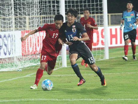 U.19 Viet Nam gap U.19 Nhat Ban: Nhung cuoc doi dau dang nho - Anh 7