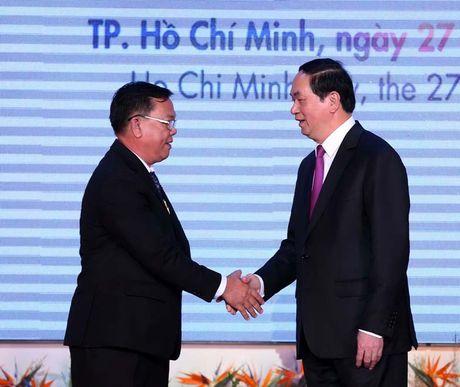 Chu tich nuoc Tran Dai Quang: 'Mo rong quy mo gan lien voi nang cao chat luong' - Anh 3