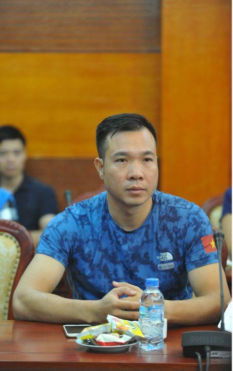 Viet Nam dang cai to chuc giai Ban sung vo dich Dong Nam A - Anh 2