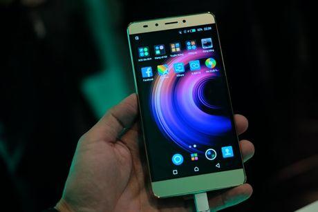 Hang Infinix ra mat 2 smartphone moi, gia tu 2,49 trieu dong - Anh 1