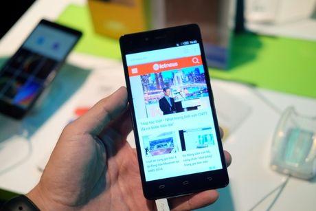 Hang Infinix ra mat 2 smartphone moi, gia tu 2,49 trieu dong - Anh 3