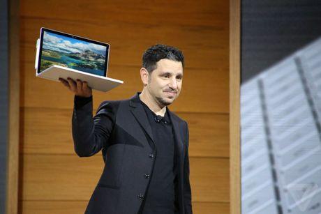 Microsoft gioi thieu Surface Book moi va nhieu san pham la - Anh 1