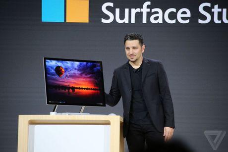 Microsoft gioi thieu Surface Book moi va nhieu san pham la - Anh 2