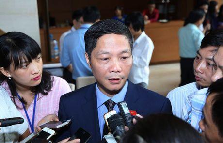 Bo Cong Thuong se thuc hien ket luan cua Uy ban Kiem tra - Anh 1