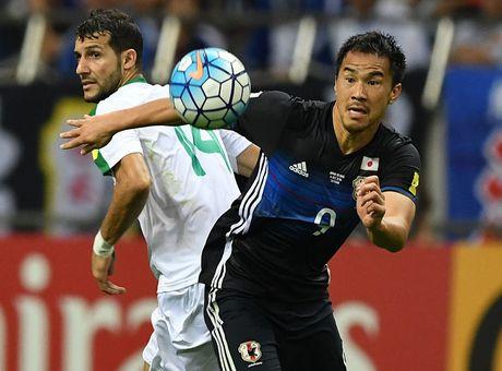 U19 Nhat Ban dung ban sao Okazaki dau Viet Nam - Anh 1