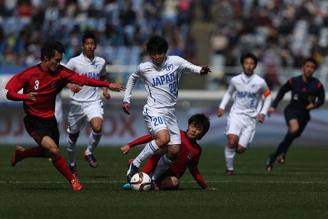 U19 Nhat Ban dung ban sao Okazaki dau Viet Nam - Anh 2