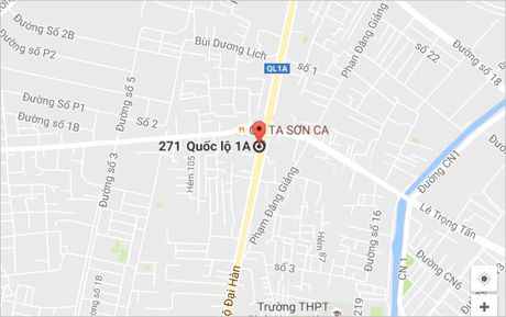 CSGT bat ten trom xe may tren pho Sai Gon - Anh 3