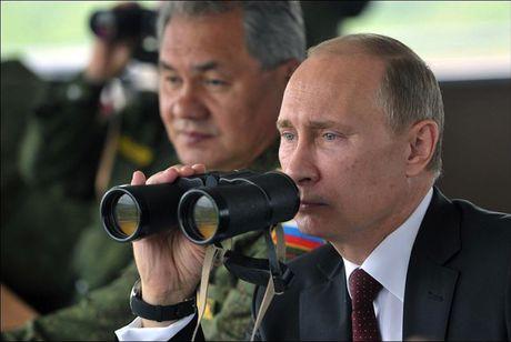 Nhung tro thu moi cua Tong thong Putin - Anh 1