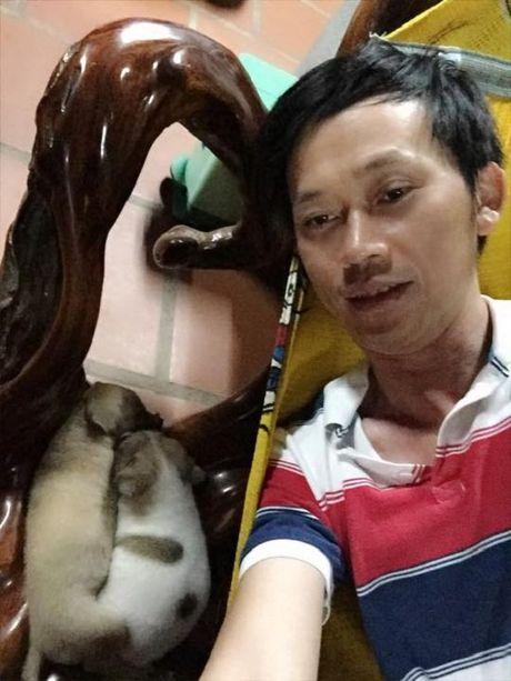 Hoai Linh ngay cang gay go, xanh xao khien fan lo lang - Anh 1