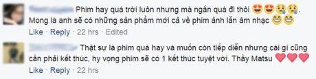 Jun Pham tiec nuoi chia tay webdrama 'Cam on Sensei' - Anh 3