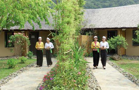 Tam khoang nong o khu nghi duong 4 sao dau tien cua Hoa Binh - Anh 10
