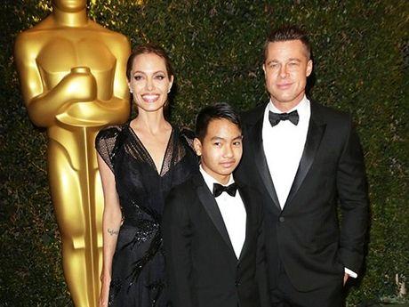 Brad Pitt van chua thoat khoi cao buoc bao hanh con cai - Anh 2
