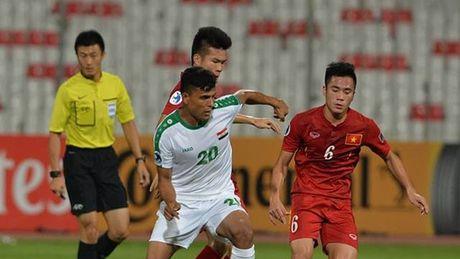 Lich thi dau, truc tiep ban ket U19 chau A 2016 - Anh 1