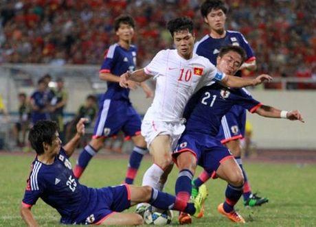 U19 Viet Nam - U19 Nhat Ban: Truoc thach thuc lich su - Anh 1
