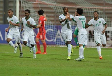 Ket qua tran U19 Iran - U19 Saudi Arabia - Anh 1