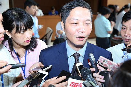 Bo truong Cong Thuong: Thuc hien nghiem ket luan lien quan ong Vu Huy Hoang - Anh 1