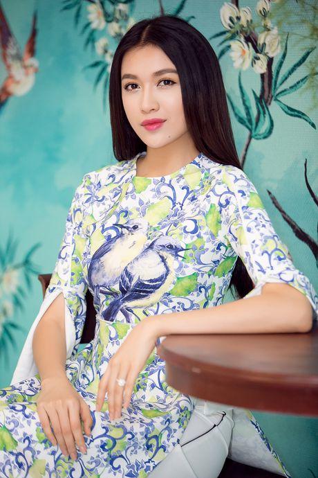 Dan sao Viet 'ru nhau' tham du su kien ton vinh Ao dai Viet Nam - Anh 9