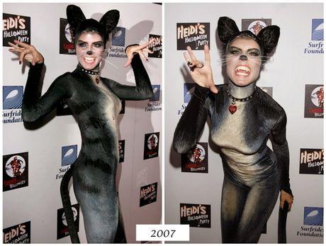 Heidi Klum & Kim Kardashian: Dep, doc, la mua Halloween - Anh 4
