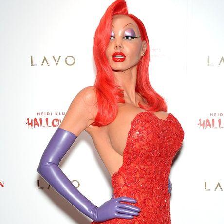 Heidi Klum & Kim Kardashian: Dep, doc, la mua Halloween - Anh 6
