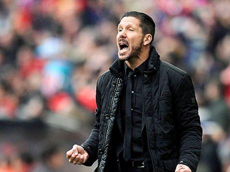 Atletico Madrid: Bi cam chuyen nhuong? Khong thanh van de voi Simeone - Anh 1