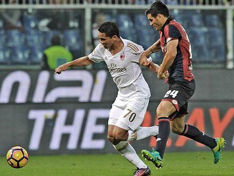 AC Milan bo lo co hoi vuon len so 1 Serie A - Anh 1