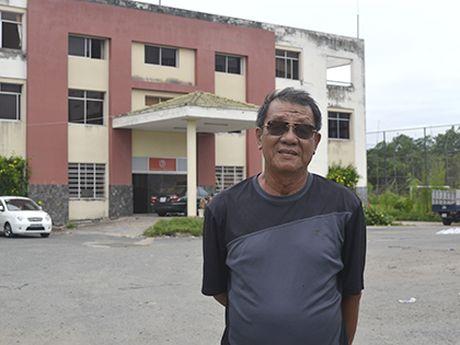 Ong Tran Anh Tu van 'thong linh' bong da TP.HCM - Anh 2