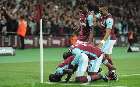 West Ham xuat sac danh bai Chelsea tai vong 4 League Cup - Anh 1